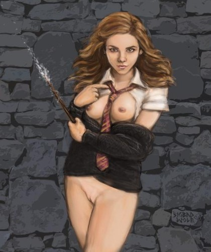 Hermione Jean Granger Cartoon Sex